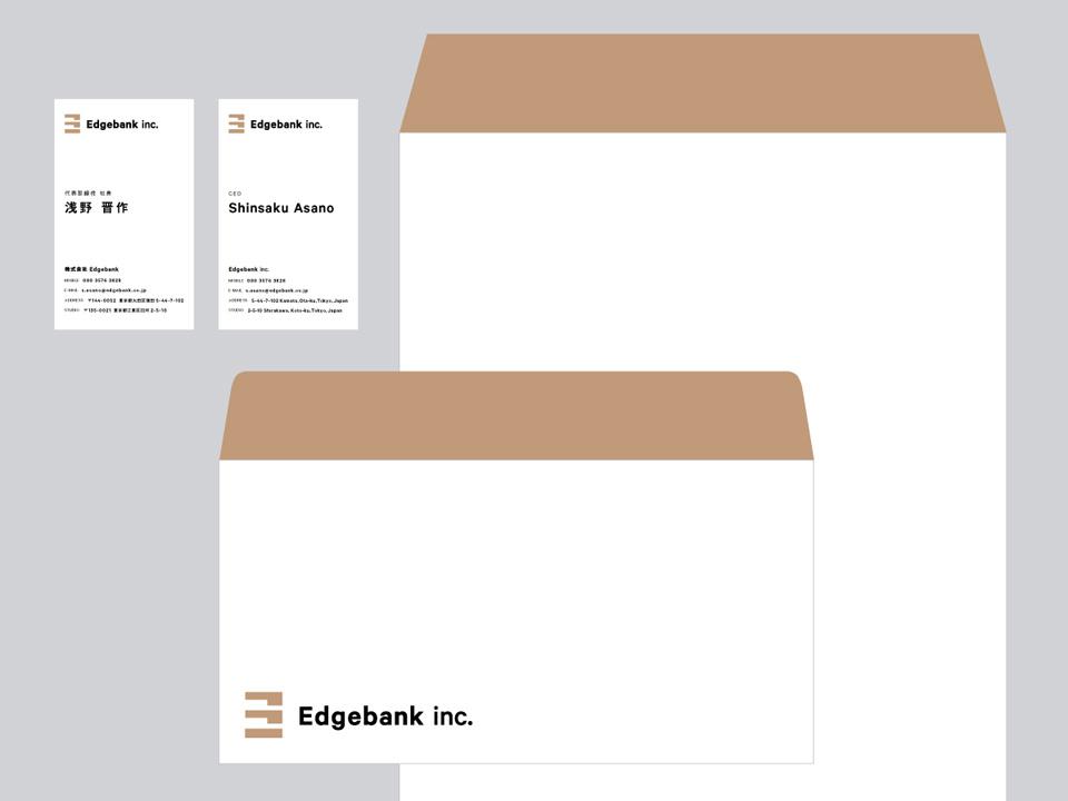 Edgebank inc. CI Design