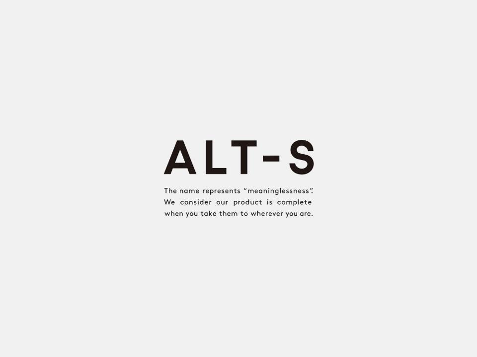 "Jewelry Brand ""ALT-S"" Branding"