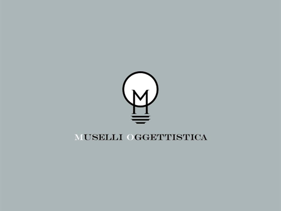 """""""MUSELLI OGGETTISTICA"""" Branding"""