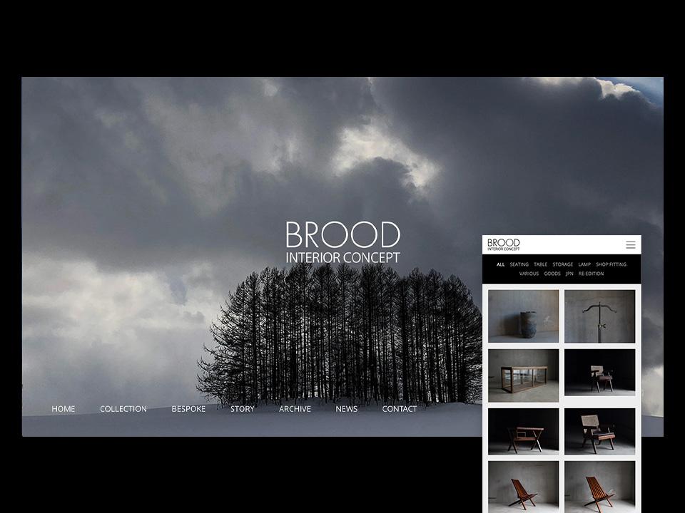 brood Brand Site