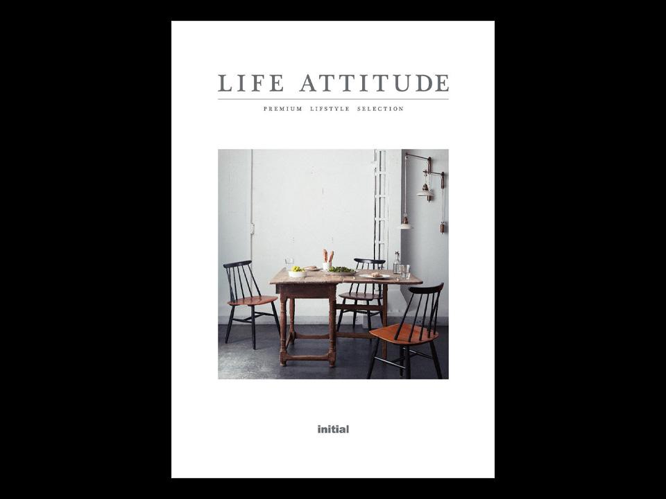 """LIFE ATTITUDE"" Booklet Design"