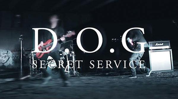 SECRET SERVICE「D.O.G」ミュージックビデオ