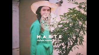 """MARTE 2018 SS ORIGINAL """" Le Petit jardin de MARTE """" IMAGE VIDEO 2"""